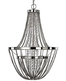 Couler 4-Light Chandelier