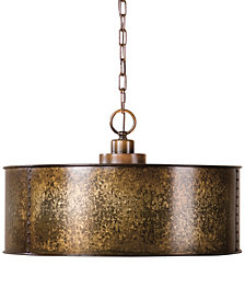 Uttermost Wolcott 3-Light Pendant