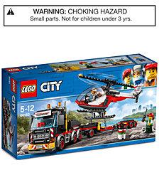 LEGO® City Heavy Cargo Transport 60183