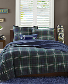 Mi Zone Brody 4-Pc. Full/Queen Coverlet Set
