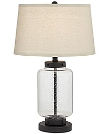 Pacific Coast Collectors Drum Table Lamp