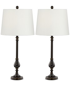 Nikola Table Lamp, Set of 2