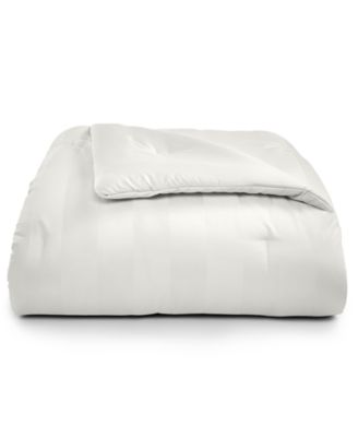 Twin Reversible Comforter, 100% Supima Cotton 550 Thread Count, Created for Macy's