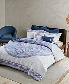 Urban Habitat Coletta Cotton 7-Pc. Bedding Sets