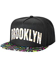 Brooklyn Hat Co. Men's Printed Logo Cap