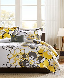 Mi Zone Allison 3-Pc. Twin/Twin XL Duvet Cover Set