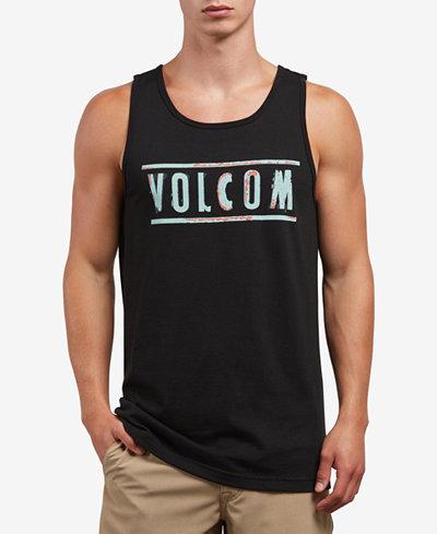 Volcom Men's Graphic-Print Tank