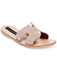 STEVEN by Steve Madden Greece Slide Sandals