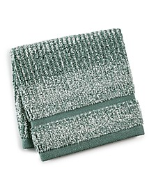 Ultimate MicroCotton Mingled Stripe Fashion Wash Towel, Created for Macy's