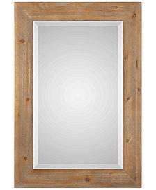 Uttermost Bullock Wood-Framed Mirror