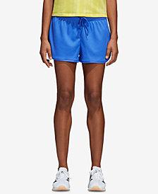 adidas Originals Fashion League Ribbed Shorts