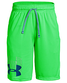 Under Armour Prototype Logo Shorts, Big Boys