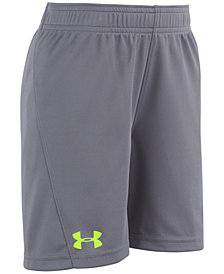 Under Armour Kick Off Solid Shorts, Little Boys