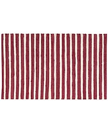 "LAST ACT! Brunswick 30"" x 48"" Stripe Accent Rug"