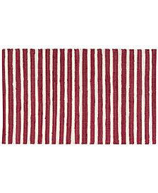 """Nourison Brunswick 30"""" x 48"""" Stripe Accent Rug"""