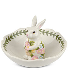 Portmeirion Botanic Garden Terrace Bunny Dish