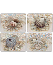 Pimpernel Beach Prize Placemats, Set of 4
