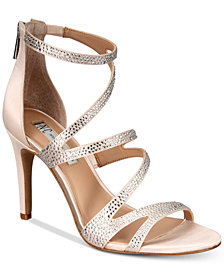 I.N.C. Women's Regann2 Strappy Sandals, Created for Macy's