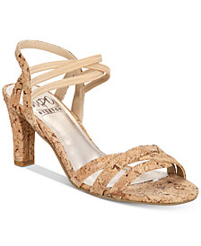Impo Vanish Stretch Strappy Dress Sandals