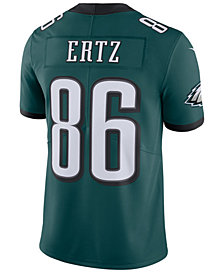Nike Men's Zach Ertz Philadelphia Eagles Vapor Untouchable Limited Jersey