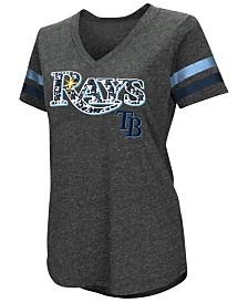 G-III Sports Women's Tampa Bay Rays Major League T-Shirt