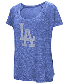 G-III Sports Women's Los Angeles Dodgers Outfielder T-Shirt