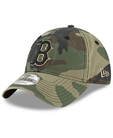 New Era Boston Red Sox Camo Core Classic 9TWENTY Cap