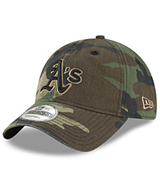 New Era Oakland Athletics Camo Core Classic 9TWENTY Cap