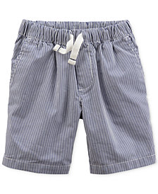 Carter's Toddler Boys Drawstring Cotton Shorts