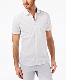 Ryan Seacrest Distinction™ Men's Slim-Fit Sport Shirt, Created for Macy's