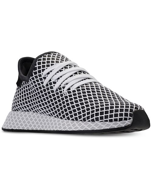 1c1142a6c8c ... adidas Men s Deerupt Runner B Side Pack Casual Sneakers from Finish ...
