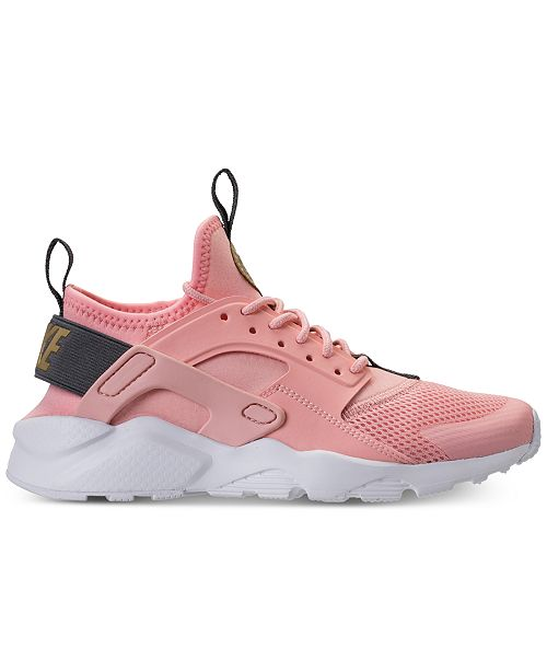 80a466fb92 ... promo code for nike big girls air huarache run ultra running sneakers  from finish line finish