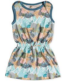 Roxy Printed Cotton Dress, Little & Big Girls