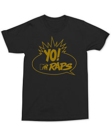 Changes Men's YO! MTV RAPS Graphic-Print T-Shirt