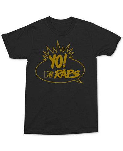 Changes Men's YO! MTV RAPS Graphic-Print T-Shirt
