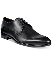 HUGO BOSS Boheme Leather Derby Shoe in uMSmw