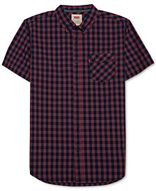 Levi's® Men's Poplin Check Shirt