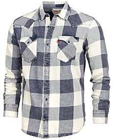 Levi's® Men's Buffalo Plaid Shirt