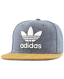 adidas Men's Originals Treifoil Plus Colorblocked Hat