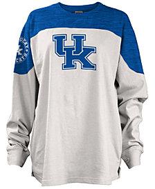 Royce Apparel Inc Women's Kentucky Wildcats Cannondale Oversized Shirt