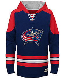Outerstuff Columbus Blue Jackets Legendary Hoodie, Big Boys (8-20)