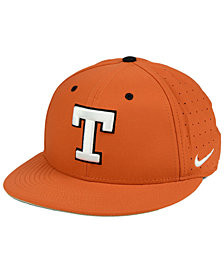 Nike Texas Longhorns Aerobill True Fitted Baseball Cap