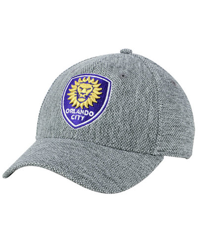 sale retailer dfa29 8a559 ... snapback cap in gray for men 86014 53b79  low cost adidas orlando city  sc penalty kick flex cap cf571 f89bd