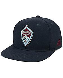 adidas Colorado Rapids Poly Snapback Cap
