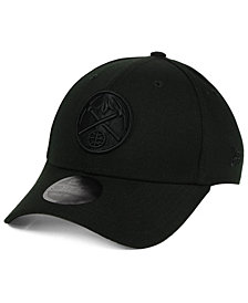 New Era Denver Nuggets Blackout 39THIRTY Cap