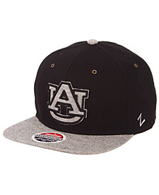 Zephyr Auburn Tigers The Boss Snapback Cap