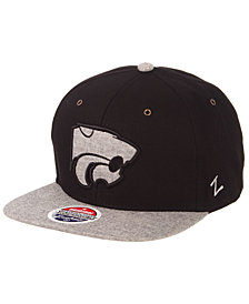 Zephyr Kansas State Wildcats The Boss Snapback Cap