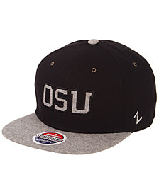 Zephyr Oregon State Beavers The Boss Snapback Cap