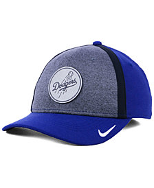 Nike Los Angeles Dodgers Team Color Reflective Swooshflex Cap