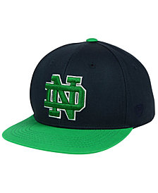 Top of the World Boys' Notre Dame Fighting Irish Maverick Snapback Cap